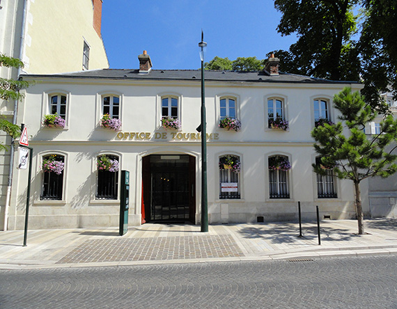 Office de tourisme d'Epernay